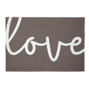Tea Towels-Tea Towels-Blessed Home & Body-Love-Blessed Home & Body