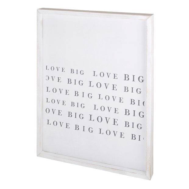 Speak Life! Inspirational Wall Art-Wall Art-Blessed Home & Body-Love Big-Blessed Home & Body