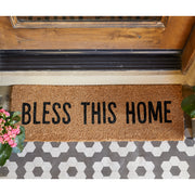 Bless This Home Door Mat-Door Mat-Blessed Home & Body-Blessed Home & Body