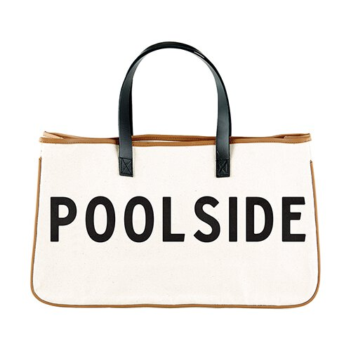 Perfect Weekend Getaway Bag-Tote Bag-Blessed Home & Body-Poolside-Blessed Home & Body