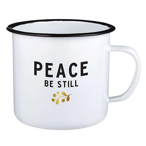 Cozy Campfire Mugs-Campfire Mug-Blessed Home & Body-Peace Be Still-Blessed Home & Body