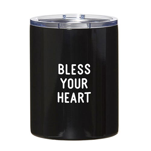 New! Stainless Steel Tumblers-Stainless Steel Tumbler-Blessed Home & Body-Bless Your Heart-Blessed Home & Body