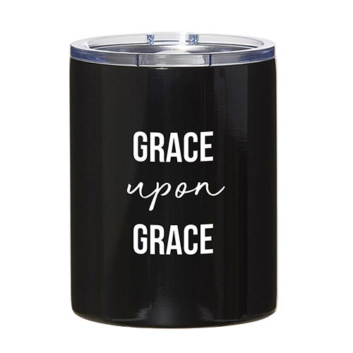 New! Stainless Steel Tumblers-Stainless Steel Tumbler-Blessed Home & Body-Grace Upon Grace-Blessed Home & Body