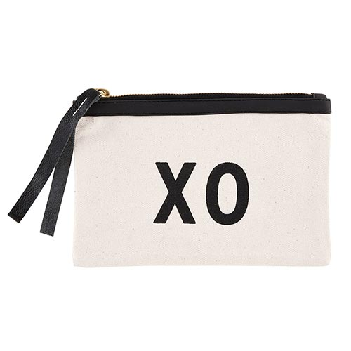 Canvas Pouch-Canvas Pouch-Blessed Home & Body-XO-Blessed Home & Body