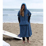 Surf Poncho For Changing Out of Wetsuit; Saves a Sea Turtle's Life