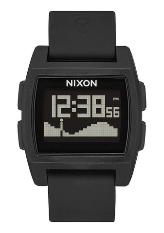 NIXON Water Resistant Digital Surf Watch