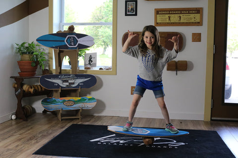 Vew-Do Surfing Balance Board