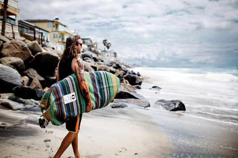 Handmade Surfboard Bag For Longboards