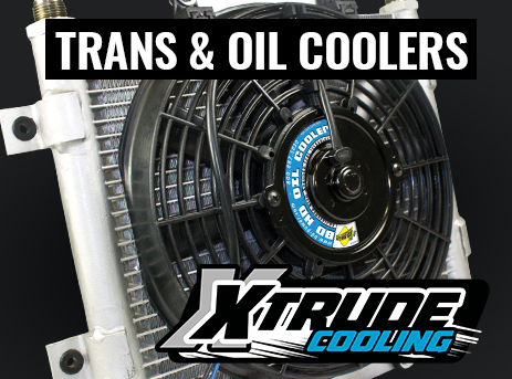 Xtrude Transmission & Oil Coolers