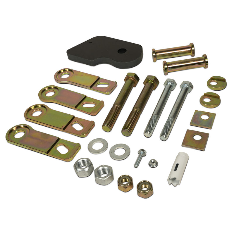 Cam Caster Adjusting Kit - Ford 2011-2020 F250/F350 (2wd) &  F450/F550 (2wd/4wd)