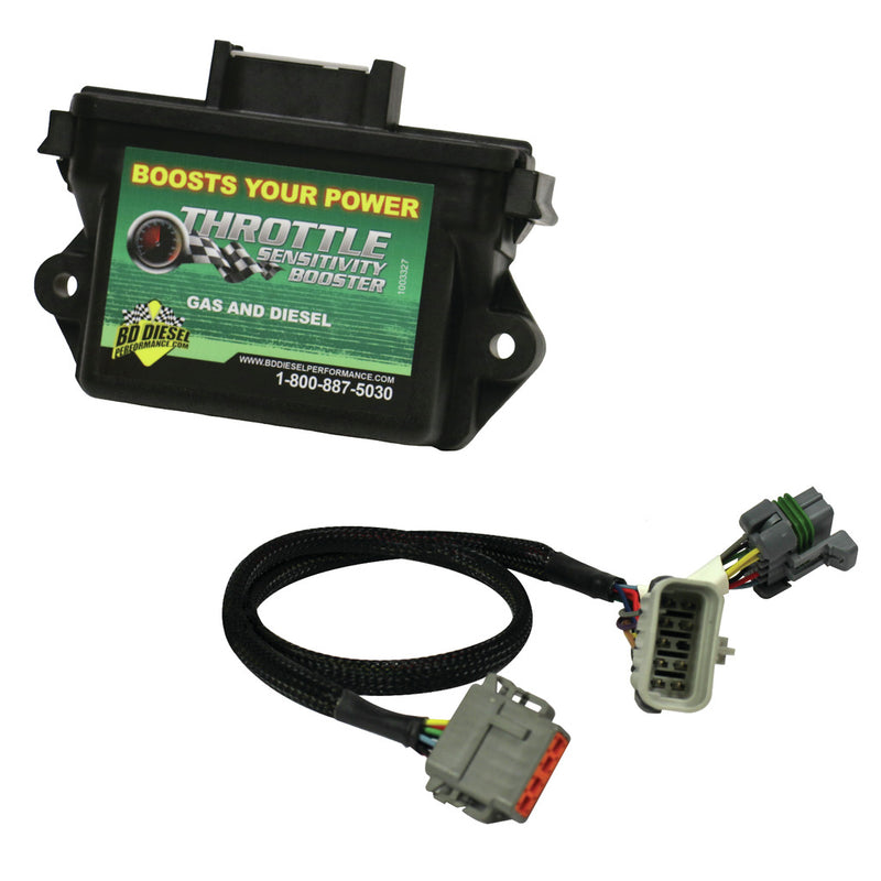 Throttle Sensitivity Booster - Chevy/GMC 2001-2005 (Check applicaton listings)