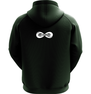 LIMITLESS Performance Hoodie - Hunter Green