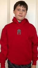 Load image into Gallery viewer, Universal Youth Performance Hoodie - Bright Red