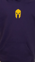 Load image into Gallery viewer, Universal Youth Performance Hoodie - Viking Purple