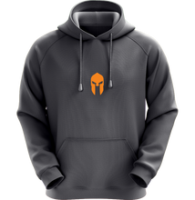 Load image into Gallery viewer, LIMITLESS Performance Hoodie - Charcoal Gray