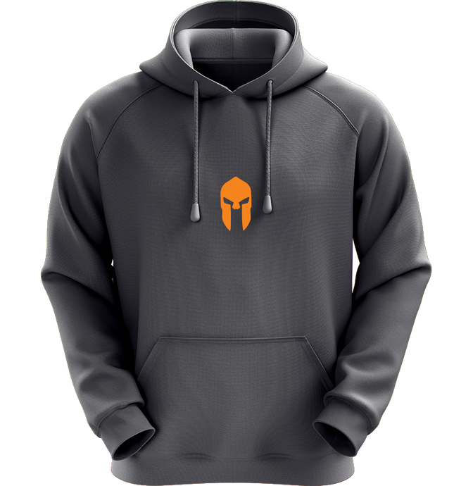LIMITLESS Performance Hoodie - Charcoal Gray