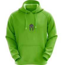 Load image into Gallery viewer, LIMITLESS Performance Hoodie - Lime Green