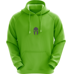 LIMITLESS Performance Hoodie - Lime Green
