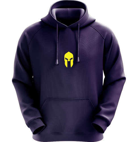 LIMITLESS Performance Hoodie - Viking Purple