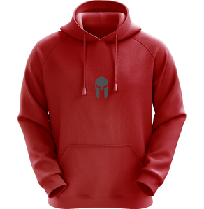 LIMITLESS Performance Hoodie - Phoenix Red