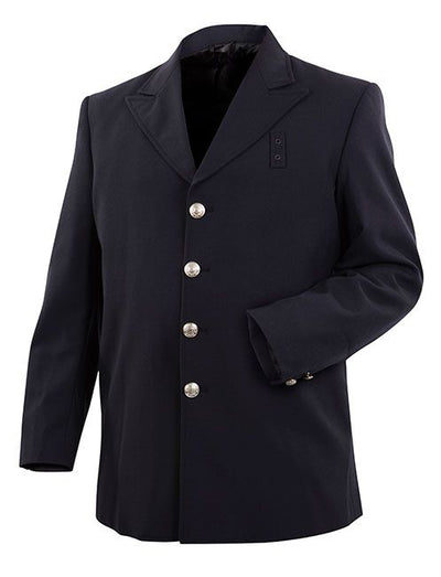 Prestige Wool-Blend Single-Breasted Blousecoat