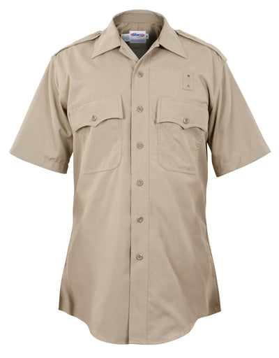California Highway Patrol Short Sleeve Poly/Rayon Shirt