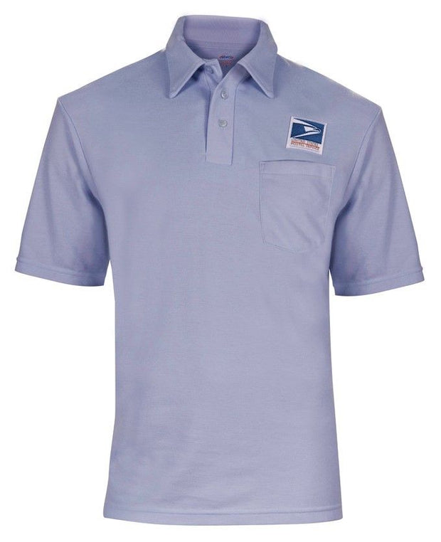 Postal Letter Carrier Short Sleeve Knit Polo