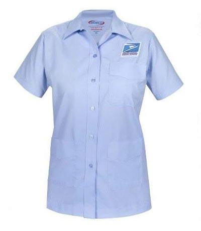 Postal Letter Carrier Women's Short Sleeve Shirt Jac
