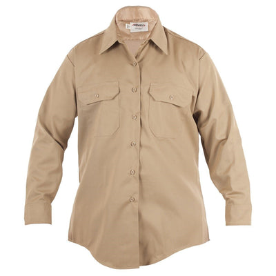 LA County Sheriff Women's Poly/Cotton Long Sleeve Shirt