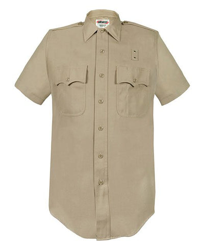 LA County Sheriff and California Highway Patrol Short Sleeve Poly/Wool Shirt