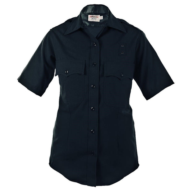 LAPD Women's Short Sleeve 100% Wool Shirt