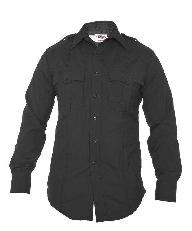 Distinction™ Long Sleeve Poly/Wool Shirt