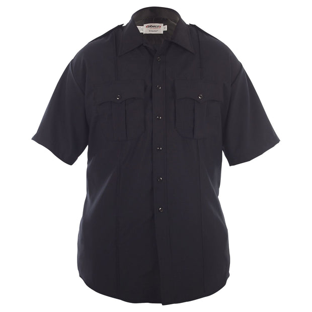 Distinction™ Short Sleeve Poly/Wool Shirt