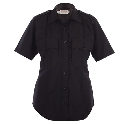 Distinction™ Women's West Coast Short Sleeve Poly/Wool Shirt