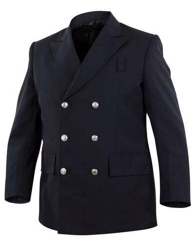 Top Authority™ Polyester Double-Breasted Blousecoat
