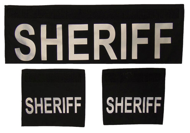 Shield ID Panel - Sheriff