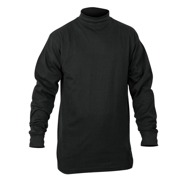 FlexTech™ Base Layer Mock Turtleneck