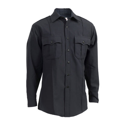 TexTrop2™ Zippered Long Sleeve Polyester Shirt