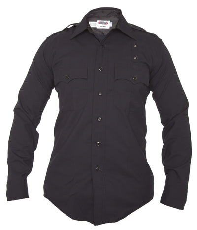 LAPD Long Sleeve Heavyweight 100% Wool Shirt