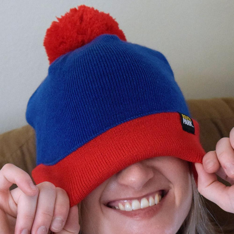 South Park Stan Marsh Cosplay Knit Pom Beanie Hat