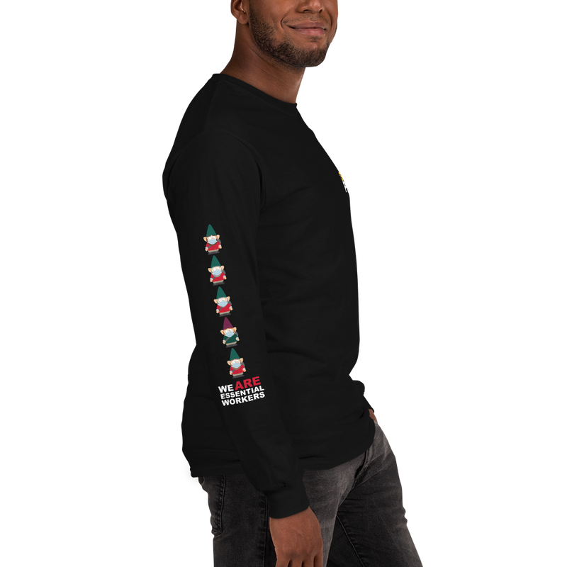South Park Essential Workers Adult Long Sleeve T-Shirt