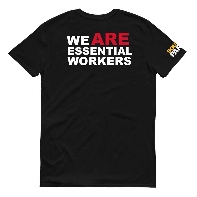 South Park Essential Workers Adult Short Sleeve T-Shirt