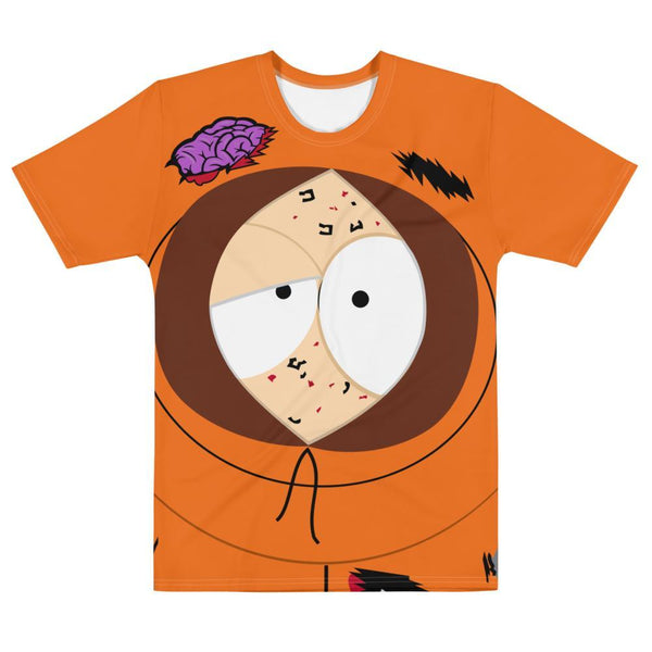 South Park Dead Kenny Adult All-Over Print T-Shirt