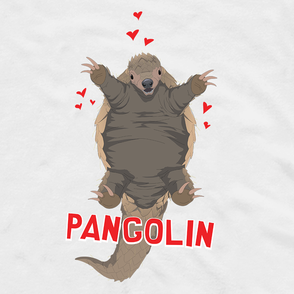 South Park Pangolin Adult Short Sleeve T-Shirt