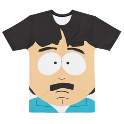 South Park  Randy Big Face Adult All-Over Print T-Shirt