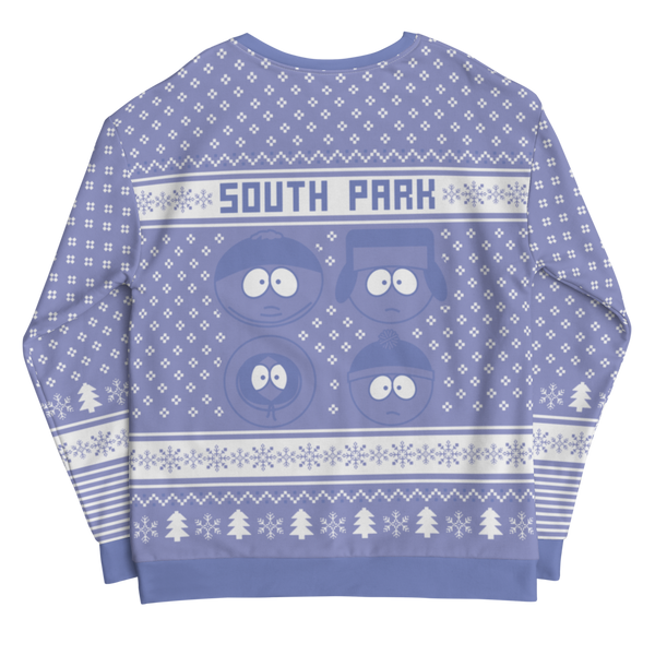 South Park Towelie Ugly Holiday Sweatshirt