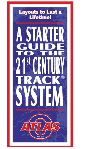 Atlas O Scale Trains 2-3  Starter Guide to Track Systm, O Scale