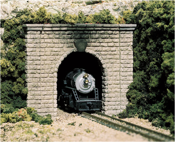 Woodland Scenics C1153 Cut Stone Single, N Scale