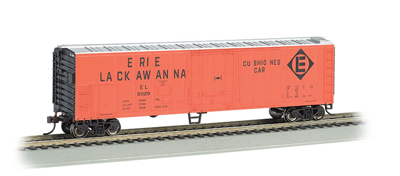 Bachmann 17928  50' STEEL REEFER ERIE, HO