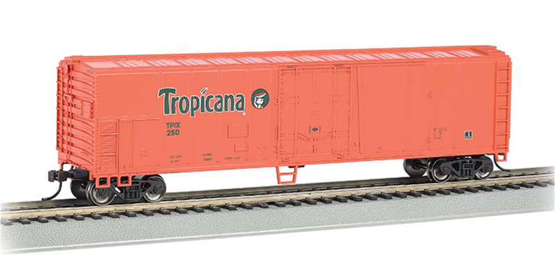 Bachmann 17946  50' STEEL REEFER TROPICANA, HO
